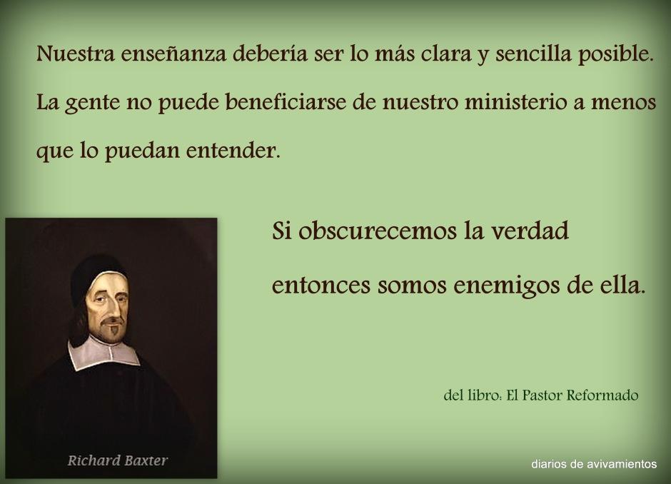 Richard Baxter - frases