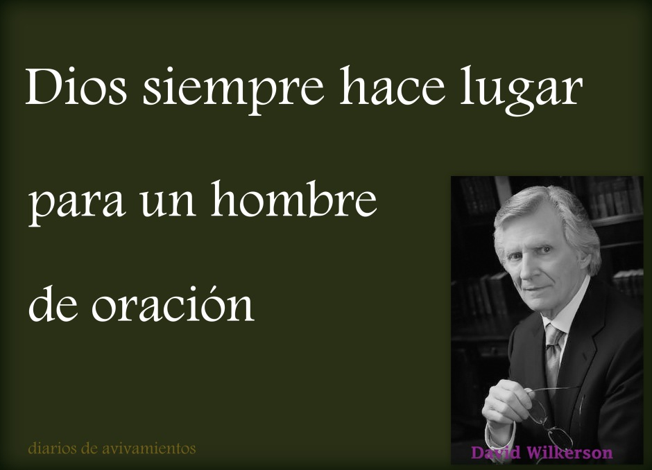 David Wilkerson - oración